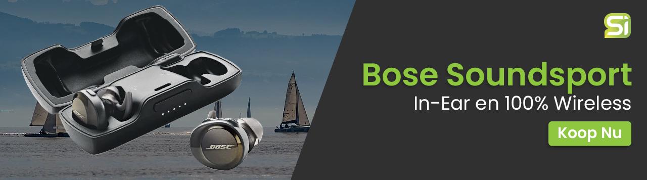 Bose soundsport Free All wireless Headset