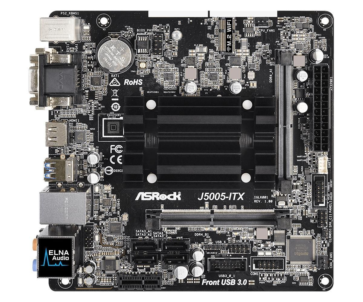Geïntegreerde CPU