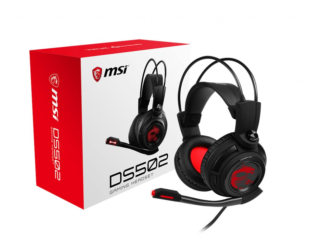 MSI DS502 Headset