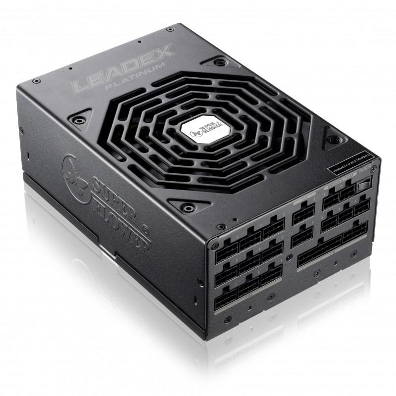 Super Flower SF-1600F14HP power supply unit 1600 W 20+4 pin ATX Zwart