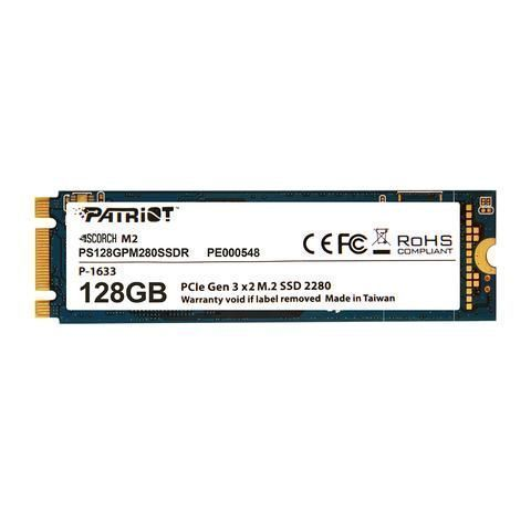 Patriot Memory Scorch M.2 128 GB PCI Express 3.0 NVMe