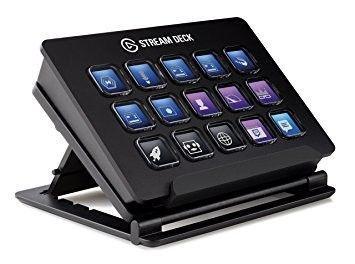Elgato Stream Deck toetsenbord USB Zwart