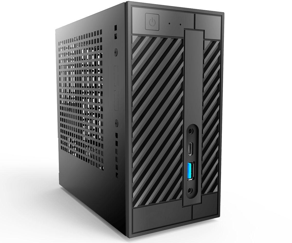 Asrock DeskMini 310 Zwart Intel® H310 LGA 1151 (Socket H4)
