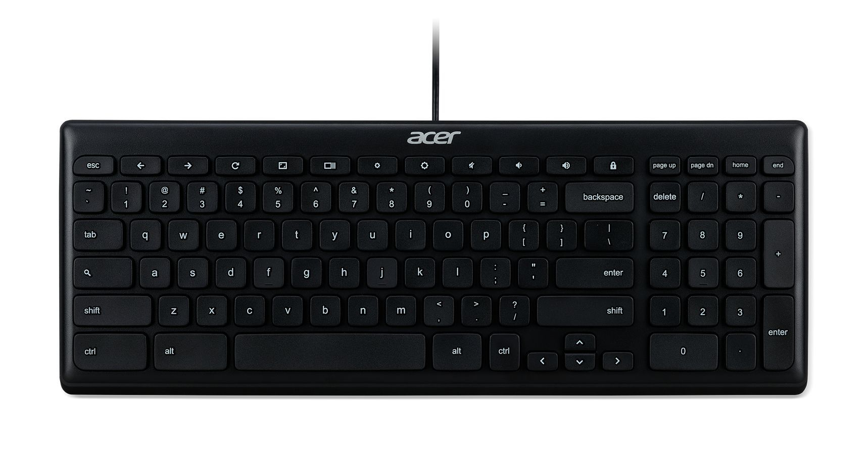Acer DP.PR2EE.X71 QWERTY US International ISO