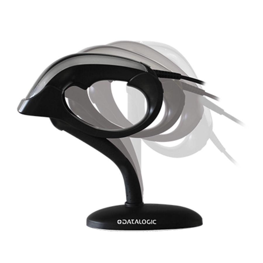 Datalogic Heron HD3430 Draagbare streepjescodelezer 2D Laser Zwart