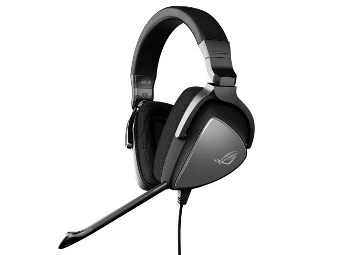 ASUS ROG Delta Core Headset Hoofdband 3,5mm-connector Zwart