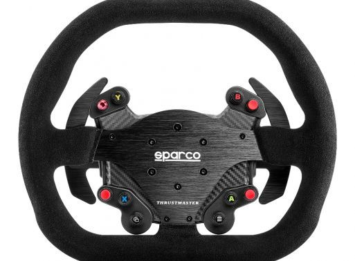 Thrustmaster Competition Wheel add on Sparco P310 Mod Zwart Stuur Digitaal PC, Xbox One