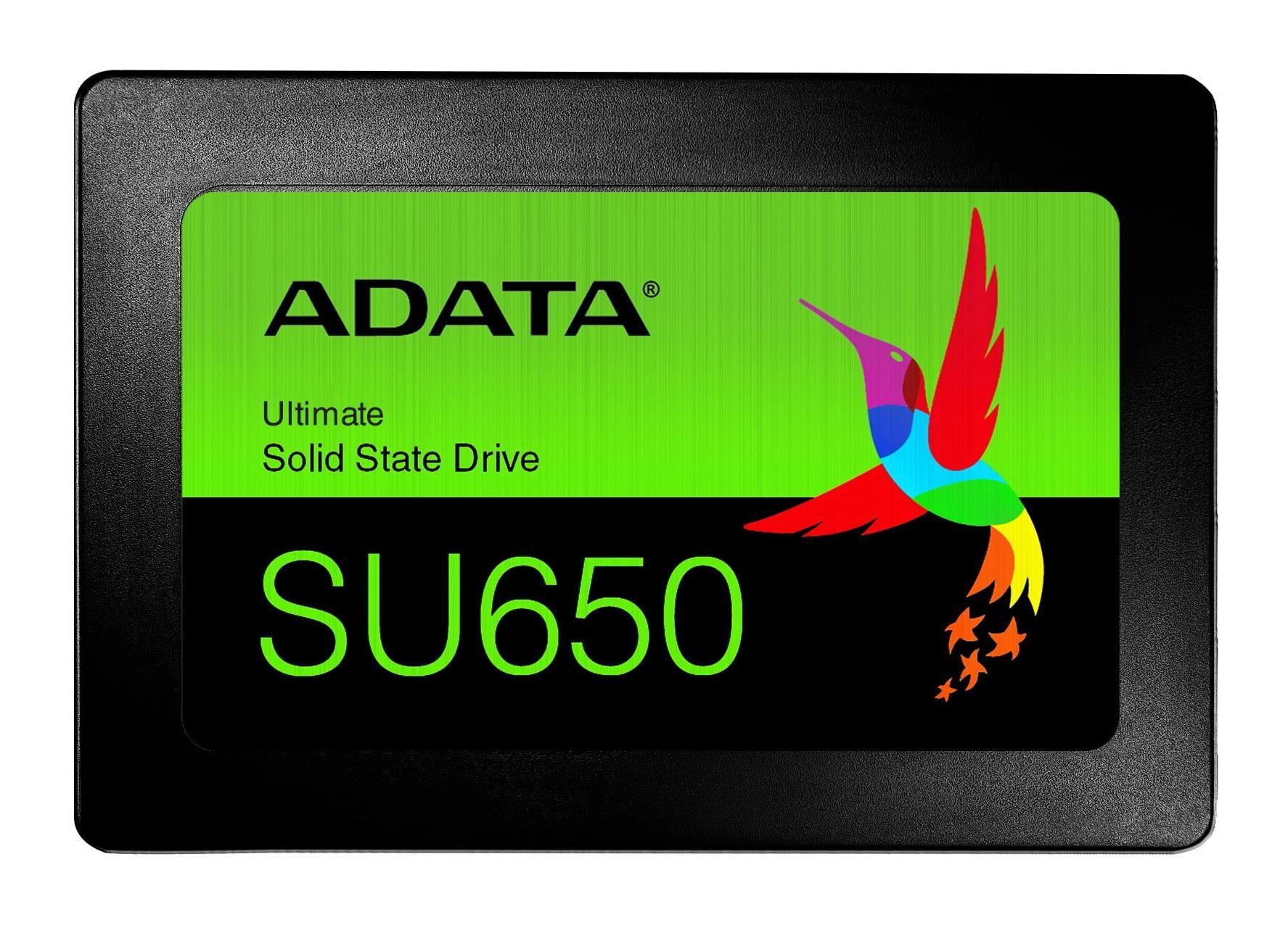 "ADATA SU650 2.5"" 960 GB SATA III SLC"