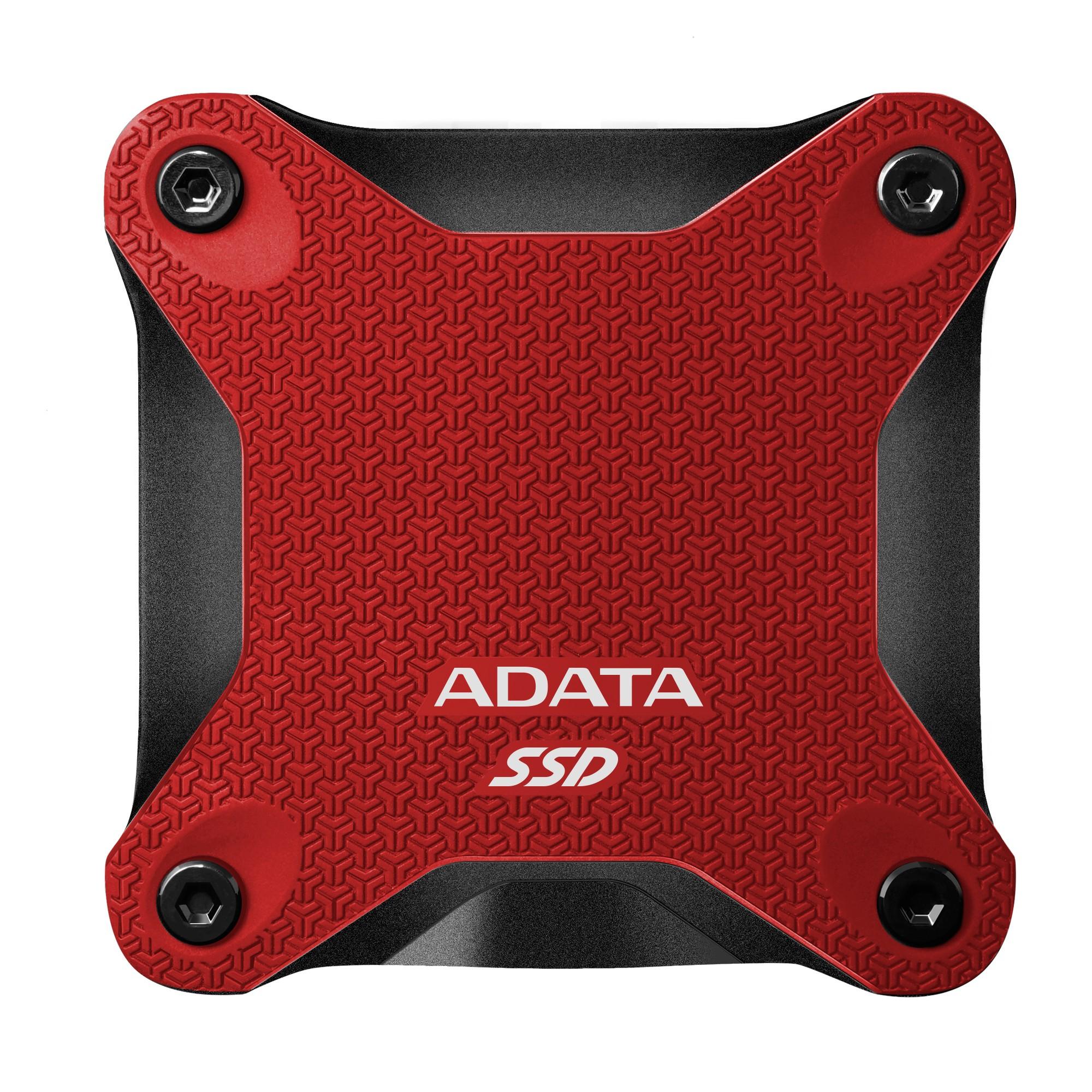 ADATA SD600Q 240 GB Rood