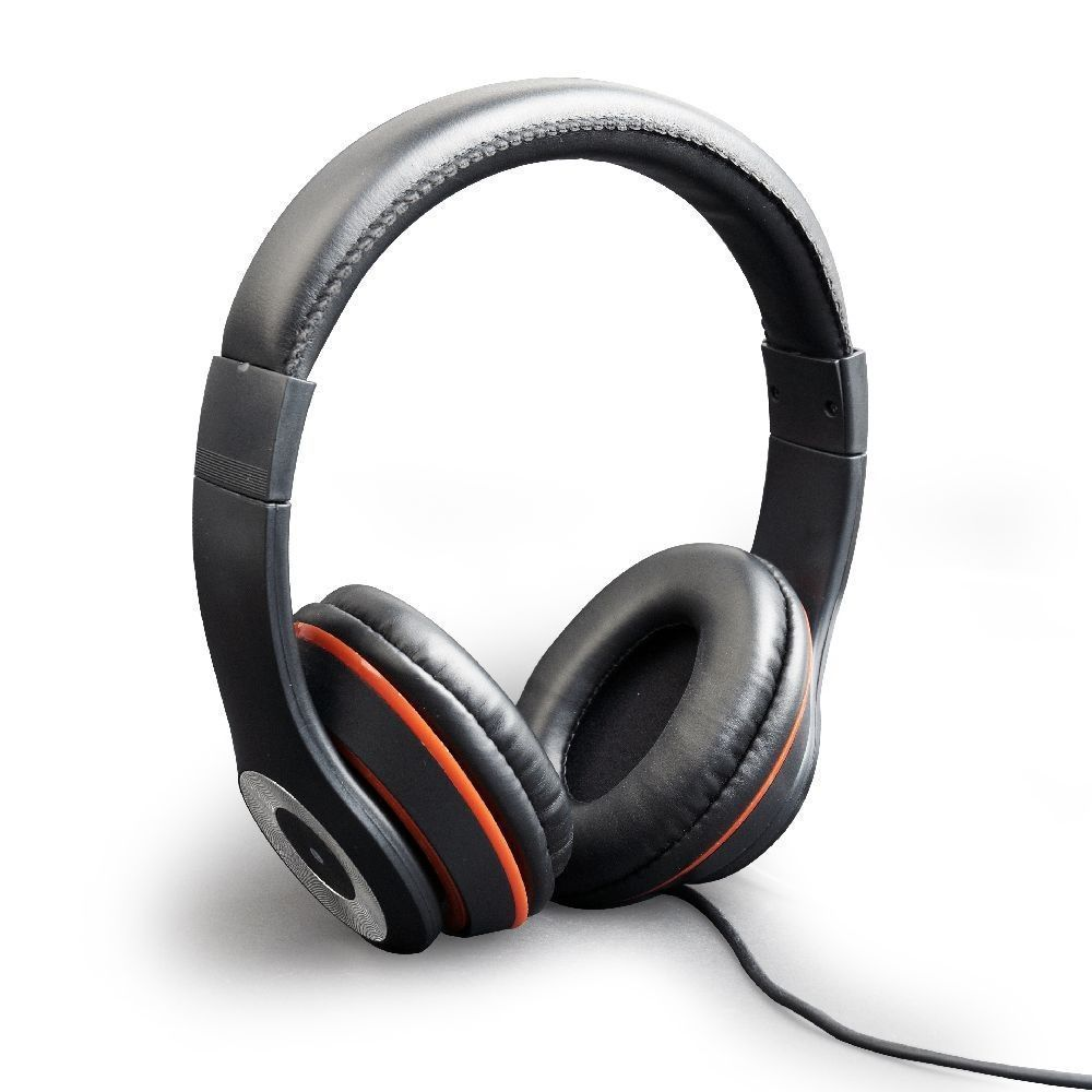 Gembird Los Angeles Headset Hoofdband 3,5mm-connector Zwart