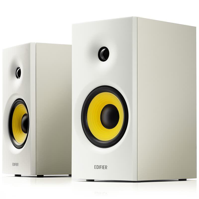 Edifier R1080BT luidspreker 2-weg 24 W Wit Bedraad en draadloos