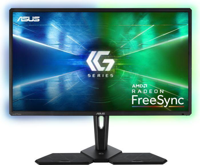 "ASUS CG32UQ 80 cm (31.5"") 3840 x 2160 Pixels 4K Ultra HD Zwart"