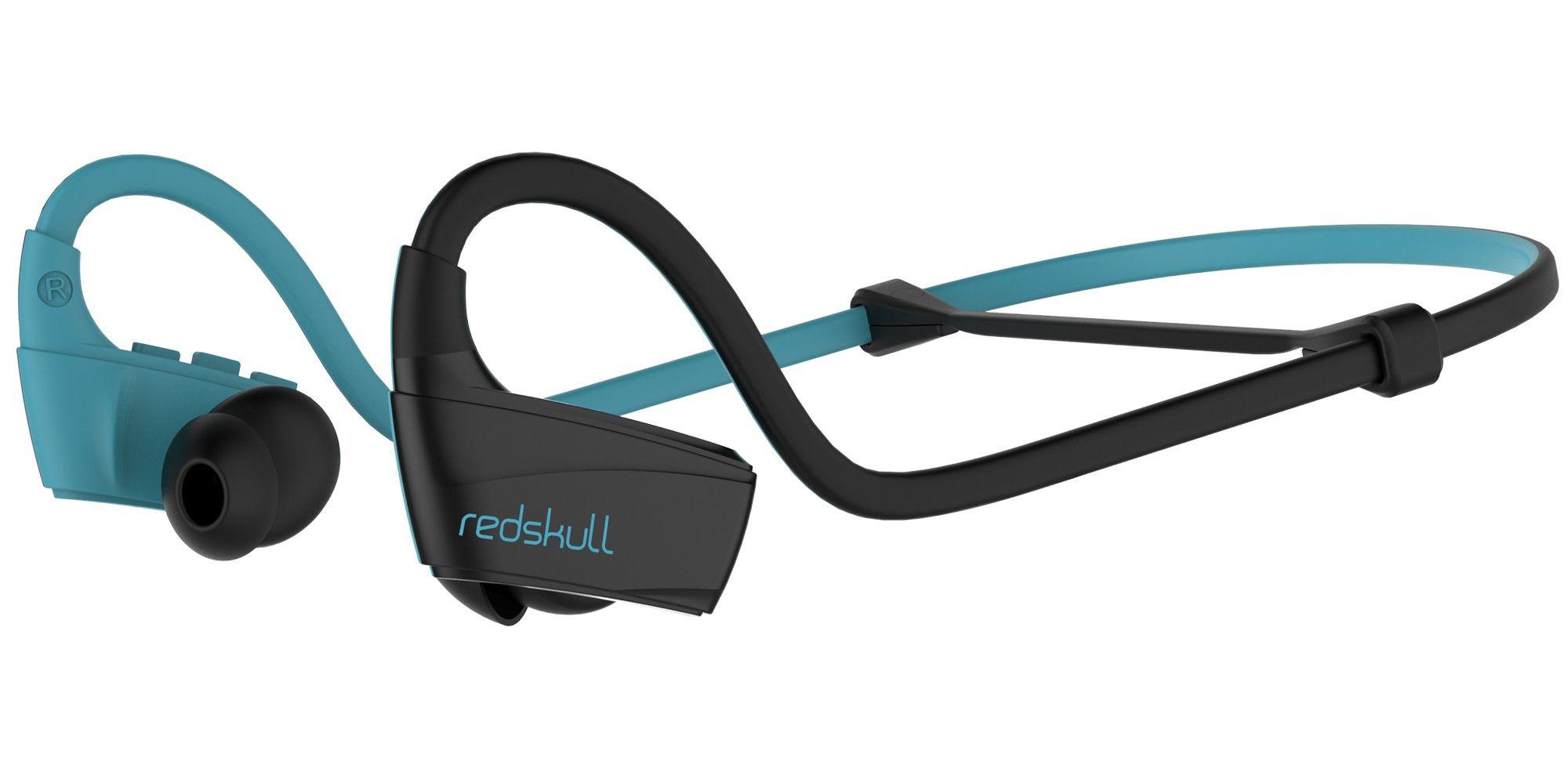 Divacore DVC4010BLU hoofdtelefoon/headset Neckband Zwart, Blauw