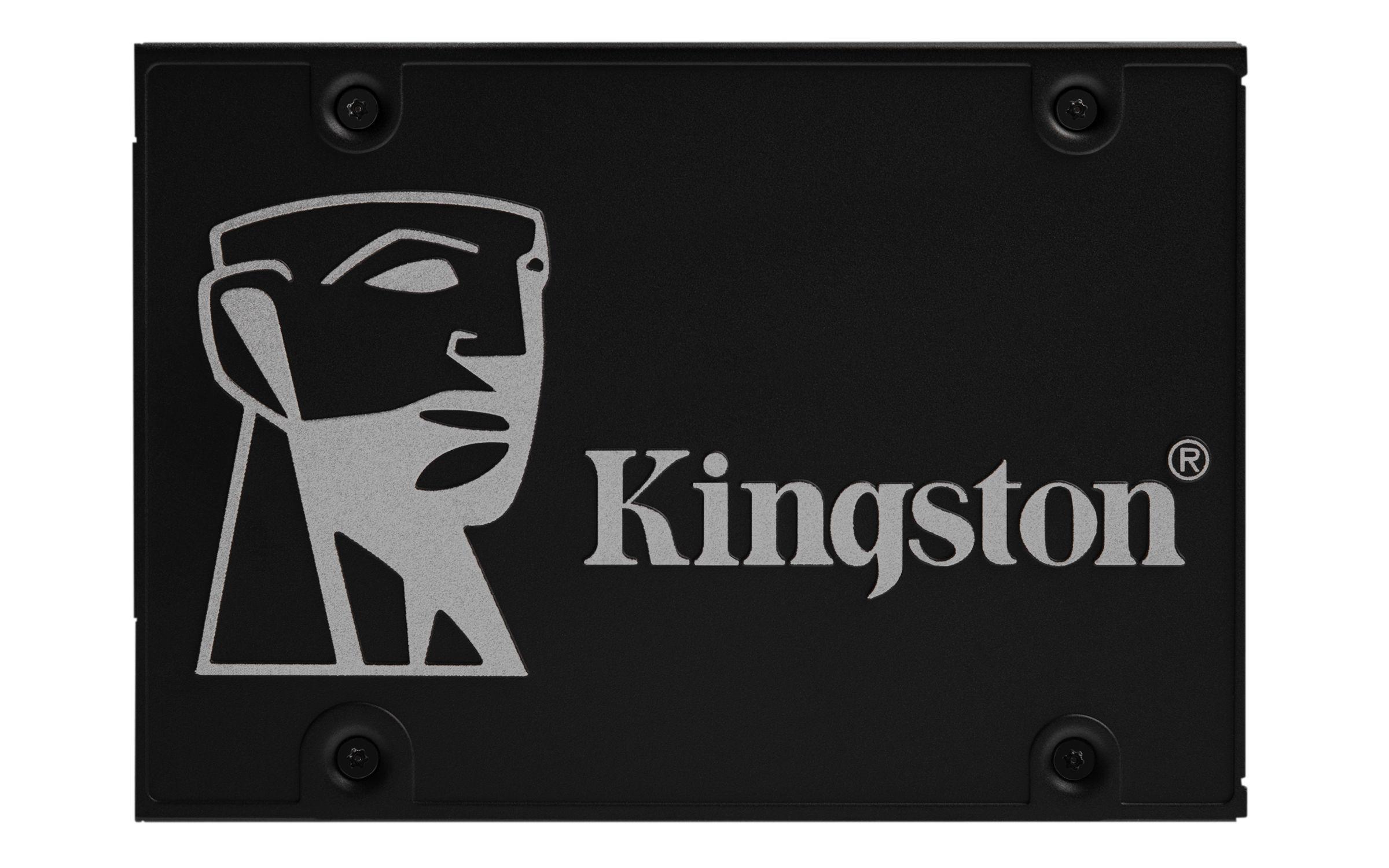 "Kingston Technology KC600 2.5"" 1024 GB SATA III 3D TLC"