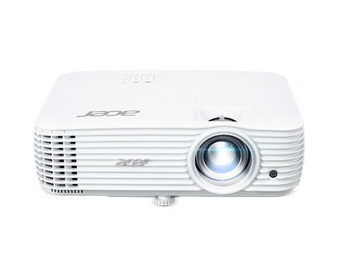 Acer Essential P1655 beamer/projector Standard throw projector 4000 ANSI lumens DLP WUXGA (1920x1200) Wit