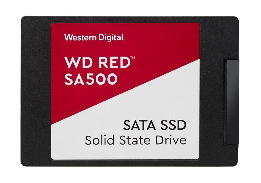 """Western Digital Red SA500 2.5"""" 2000 GB SATA III 3D NAND"""