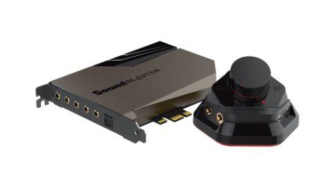 Creative Labs Sound Blaster AE-7 Intern 5.1 kanalen PCI-E