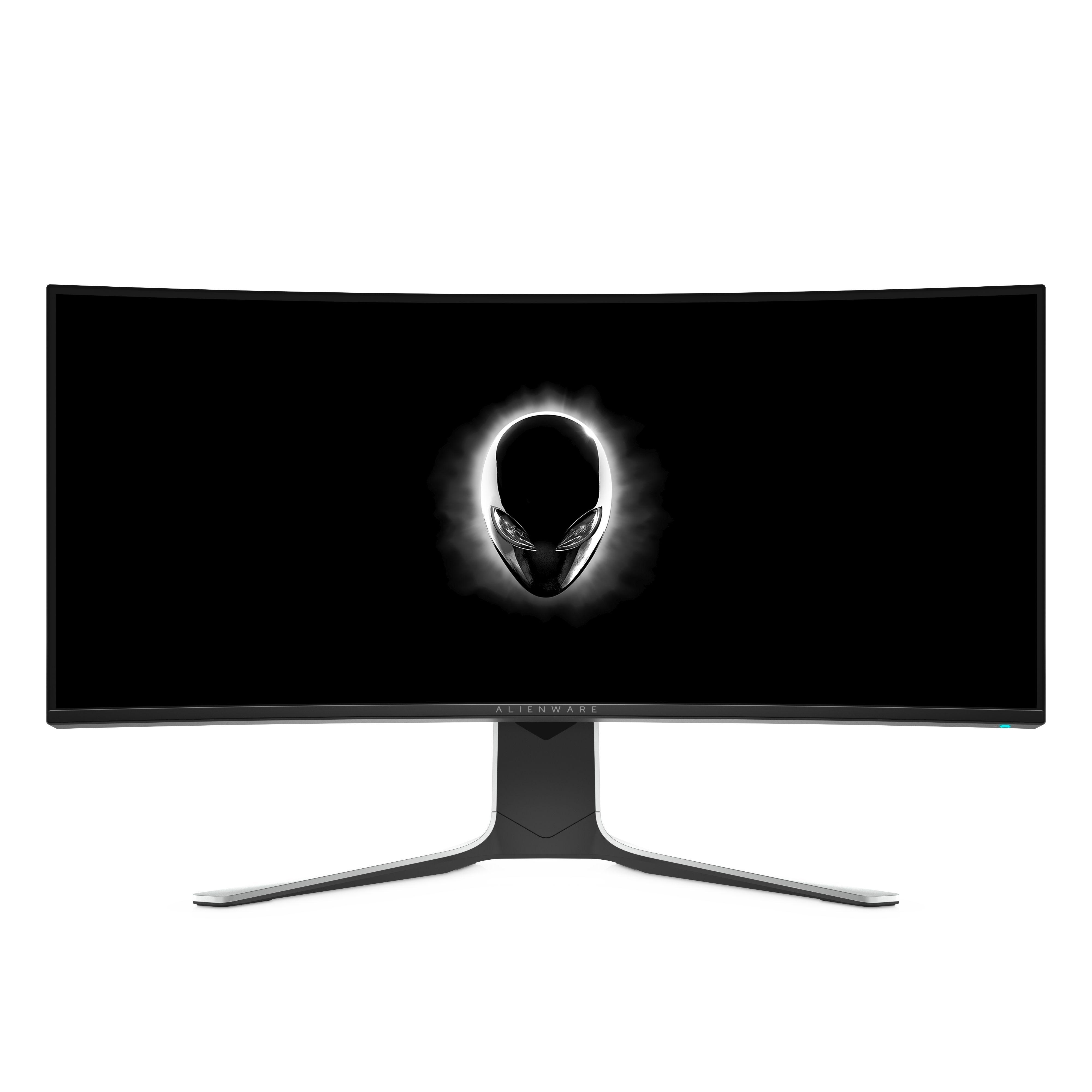 "Alienware AW3420DW 86,6 cm (34.1"") 3440 x 1440 Pixels UltraWide Quad HD LCD Zwart, Wit"