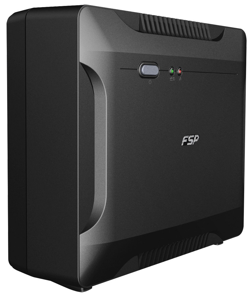 FSP/Fortron Nano 600 0,6 kVA 360 W 2 AC-uitgang(en)