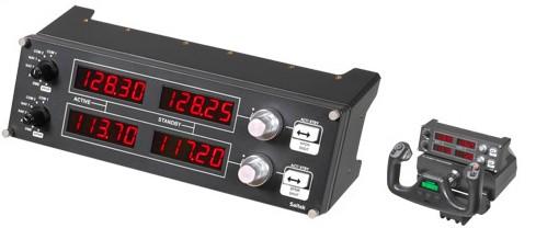 Logitech Pro Flight Radio Panel Vluchtsimulator
