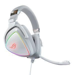 ASUS ROG Delta White Edition Headset Hoofdband Wit