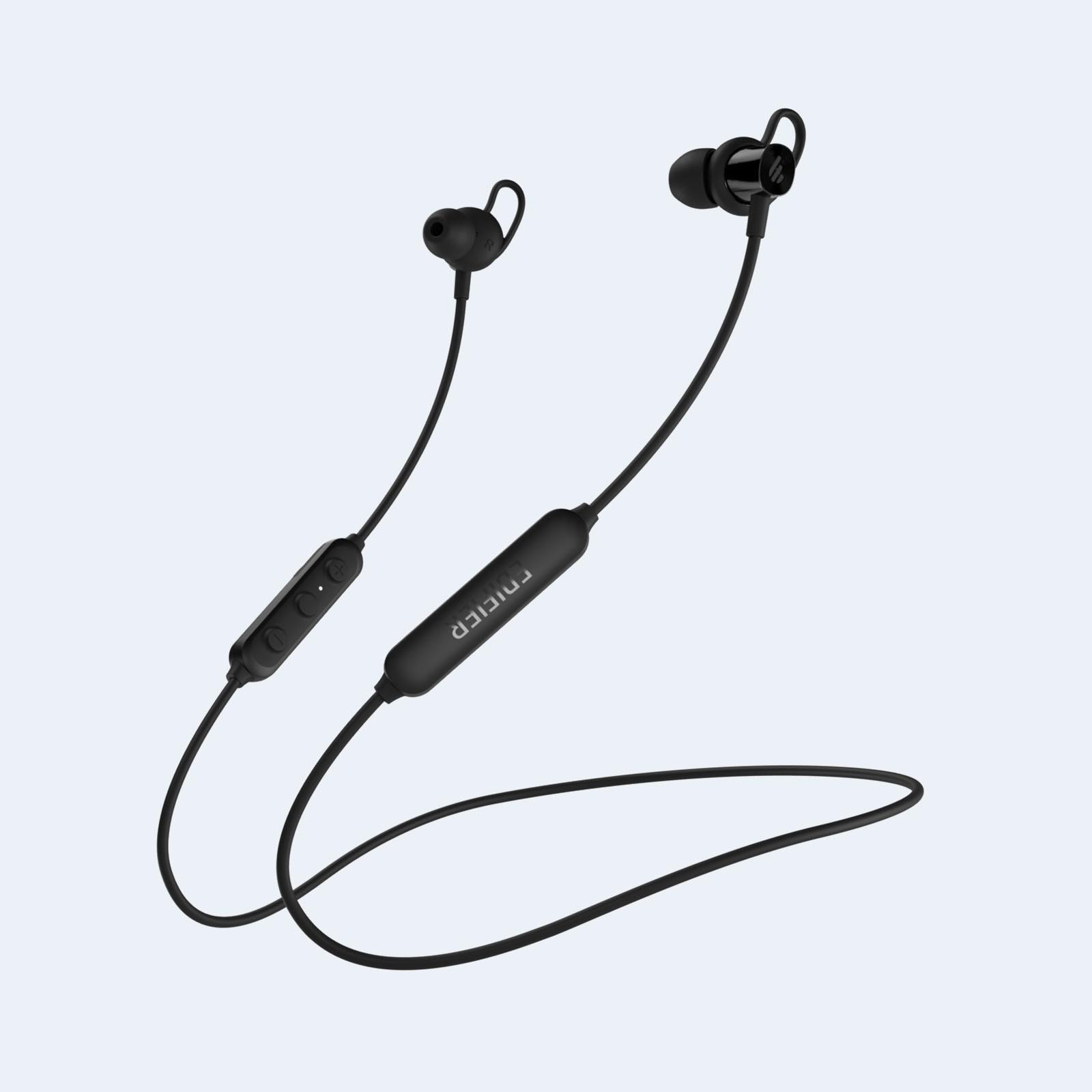 Edifier W200BTSE Hoofdtelefoons In-ear 3,5mm-connector Bluetooth Zwart
