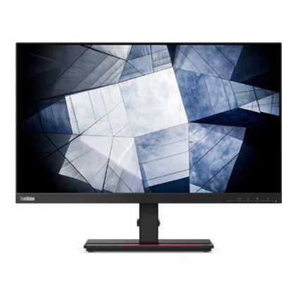 "Lenovo ThinkVision P24q-20 60,5 cm (23.8"") 2560 x 1440 Pixels Quad HD LED Zwart"