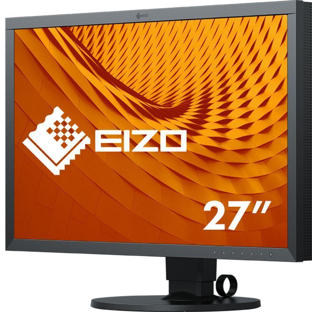 "EIZO ColorEdge CS2731 LED display 68,6 cm (27"") 2560 x 1440 Pixels Quad HD Zwart"