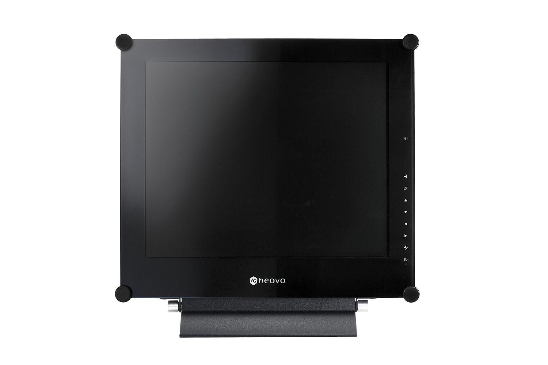 """AG Neovo SX-17G computer monitor 48,3 cm (19"""") 1280 x 1024 Pixels SXGA LCD Zwart"""