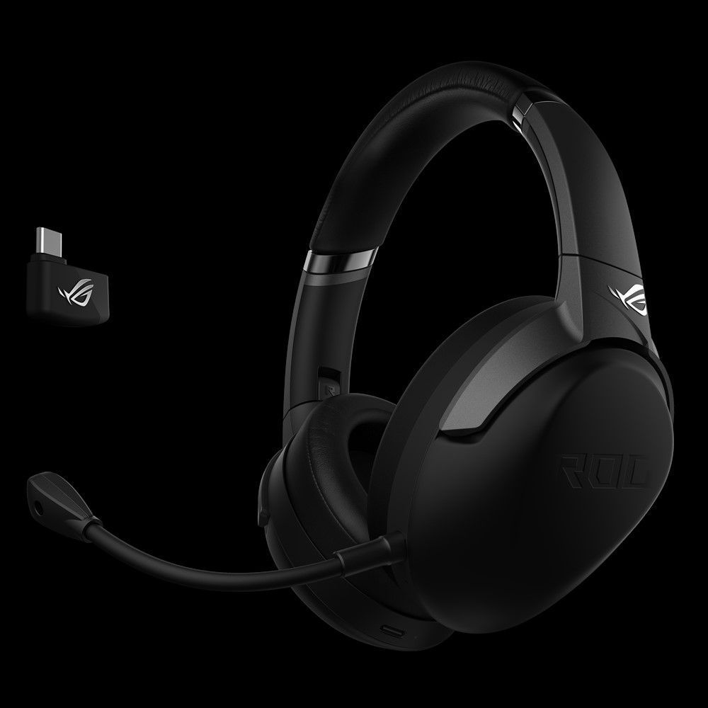 ASUS ROG Strix Go 2.4 Headset Hoofdband 3,5mm-connector Zwart
