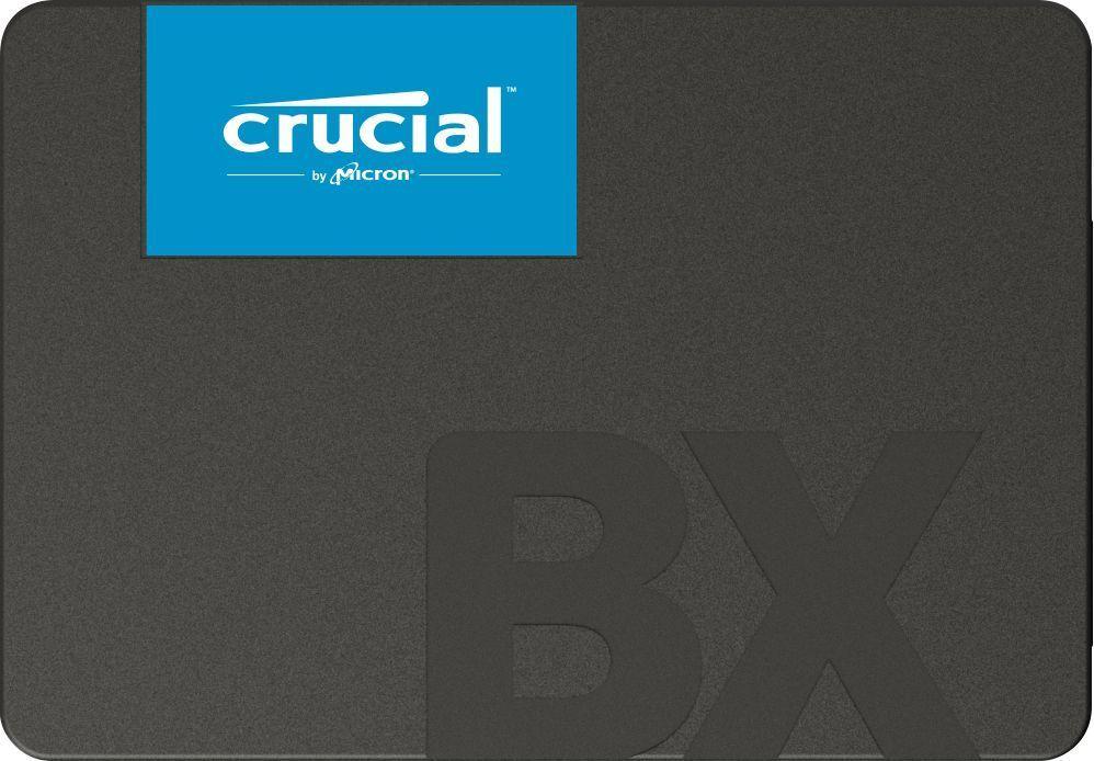 "Crucial BX500 2.5"" 240 GB SATA III QLC 3D NAND"