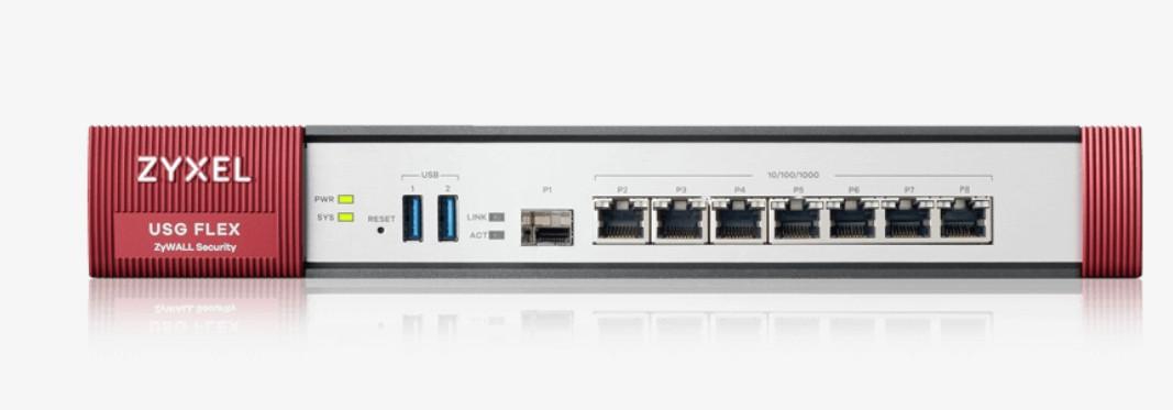 Zyxel USG Flex 500 firewall (hardware) 2300 Mbit/s 1U