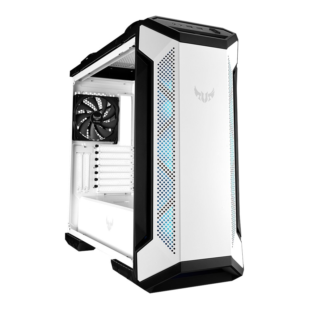 ASUS TUF Gaming GT501 White Edition Midi Tower Wit