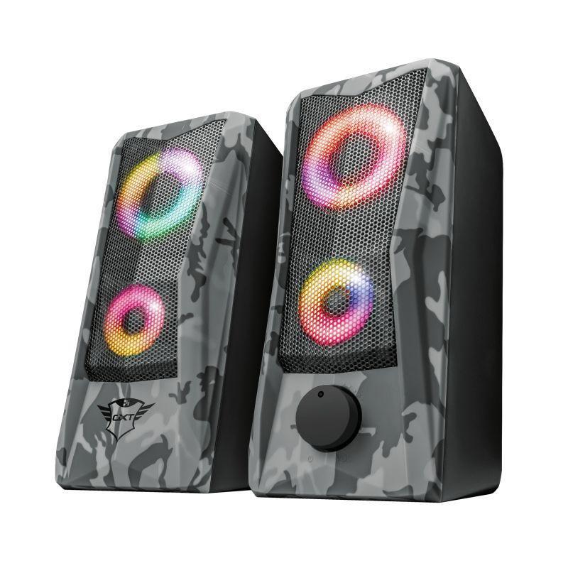Trust GXT 606 Javv - Speaker Set - 2.0 - RGB