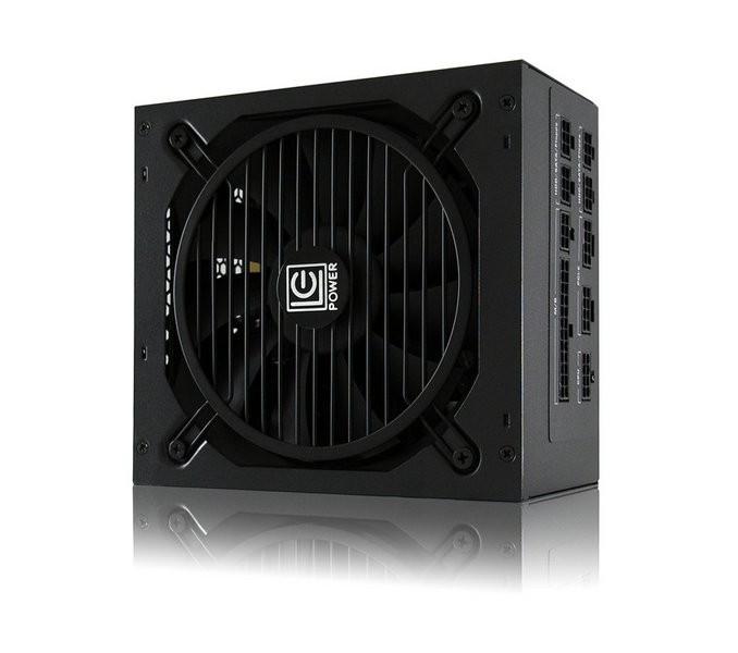 LC-Power LC550 V2.31 power supply unit 550 W 24-pin ATX ATX Zwart