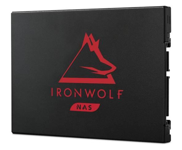 """Seagate IronWolf 125 2.5"""" 1000 GB SATA III 3D TLC"""