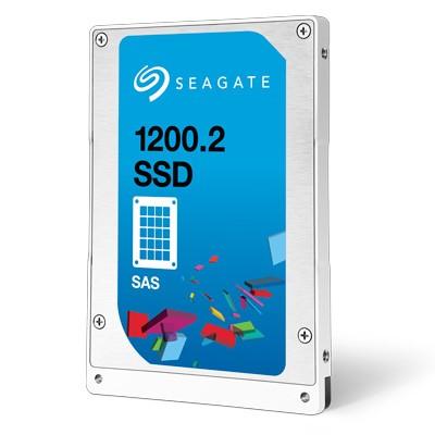 "Seagate 1200.2 internal solid state drive 2.5"" 400 GB SAS eMLC"