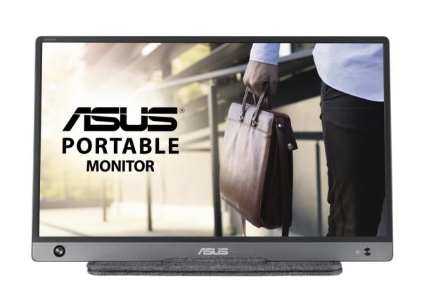"""ASUS MB16AH 39,6 cm (15.6"""") 1920 x 1080 Pixels Full HD Zwart, Grijs"""