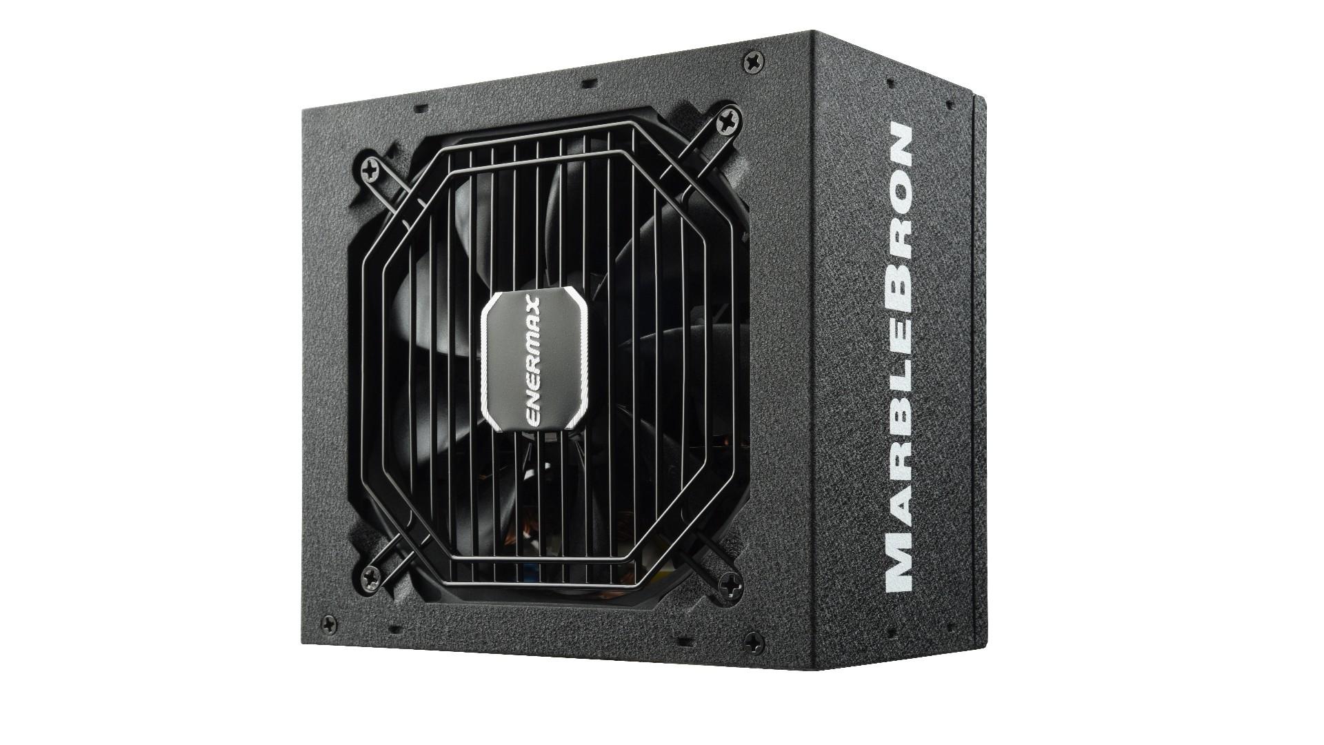 Enermax MarbleBron power supply unit 550 W 24-pin ATX ATX Zwart