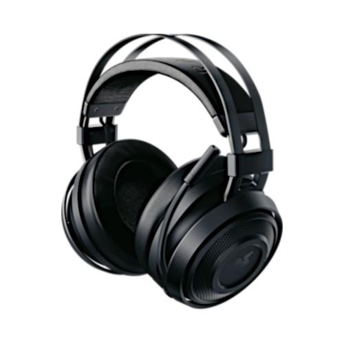 Razer Nari Essential hoofdtelefoon Stereofonisch Hoofdband Zwart
