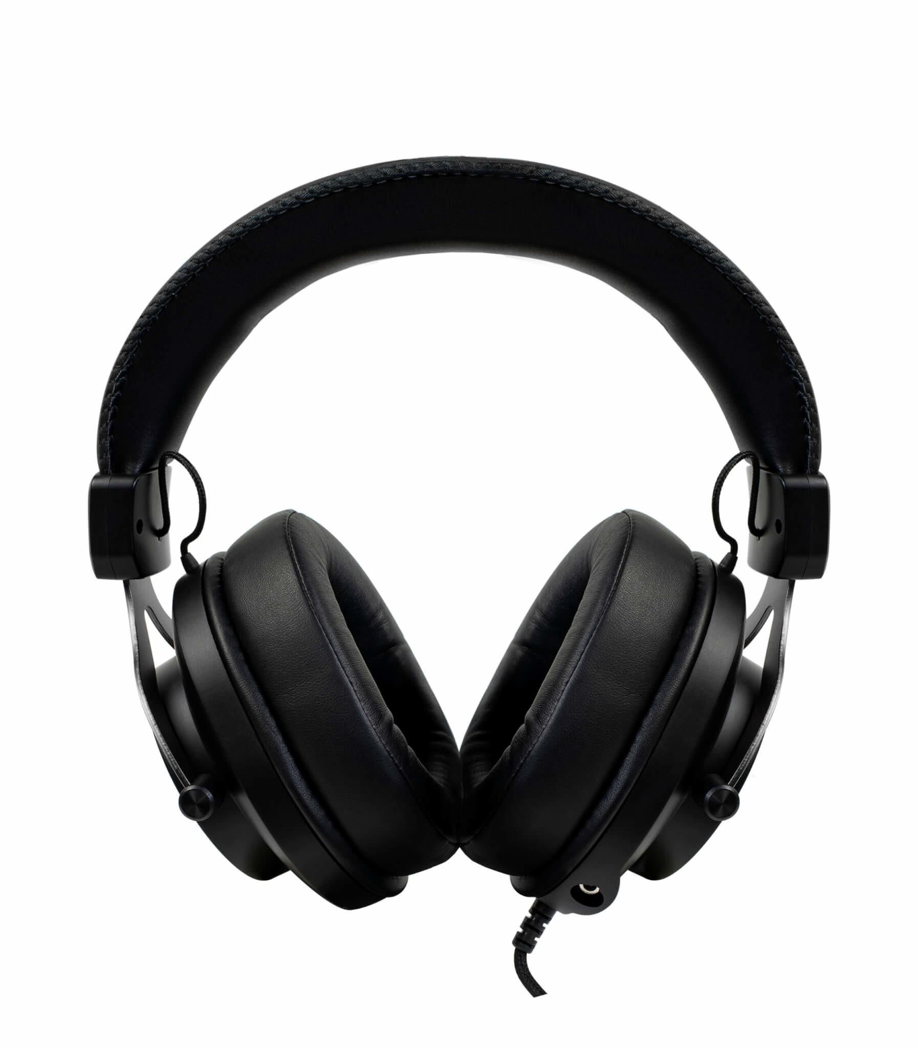 Arozzi Aria Headset Hoofdband Zwart 3,5mm-connector