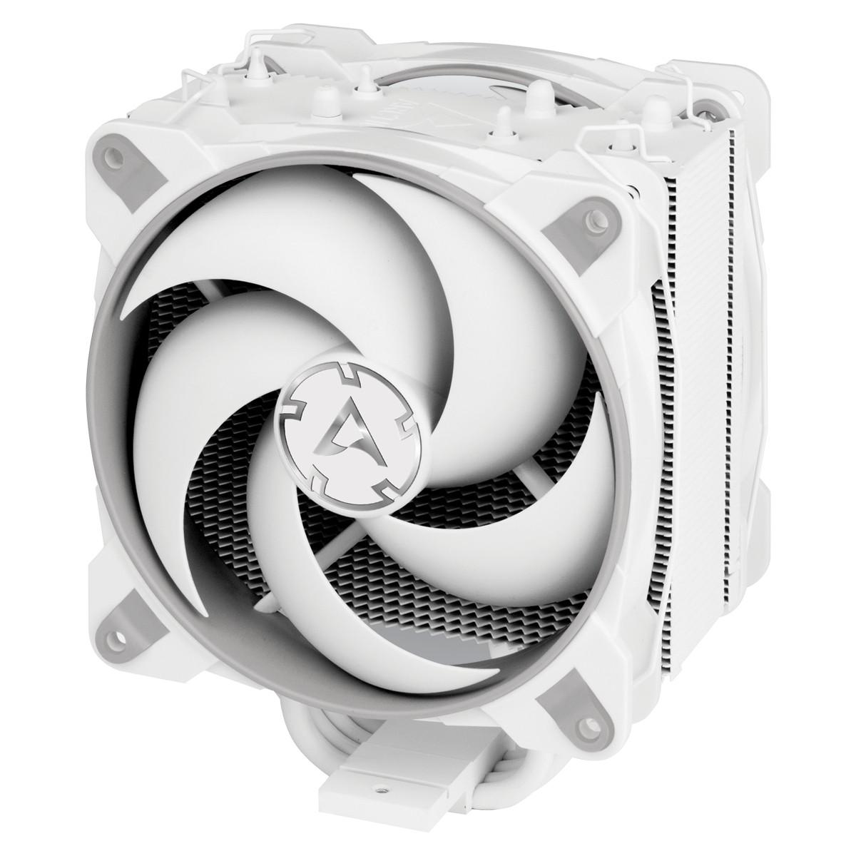 ARCTIC Freezer 34 eSports DUO - Tower CPU Cooler with BioniX P-Series Fans in Push-Pull-Configuration Processor Koeler 12 cm Grijs, Wit 1 stuk(s)