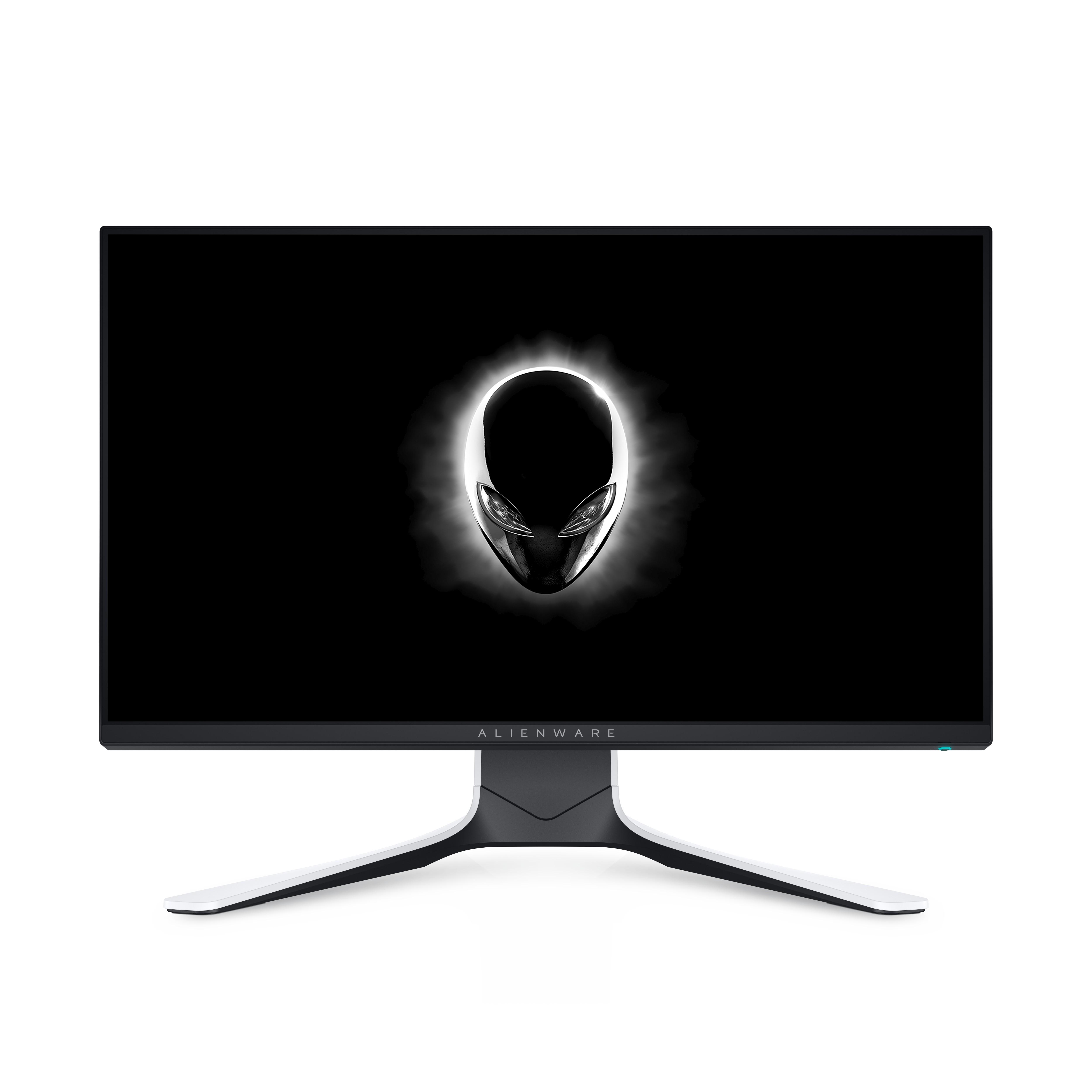 "Alienware AW2521HFLA 63,5 cm (25"") 1920 x 1080 Pixels Full HD LCD Zilver, Wit"