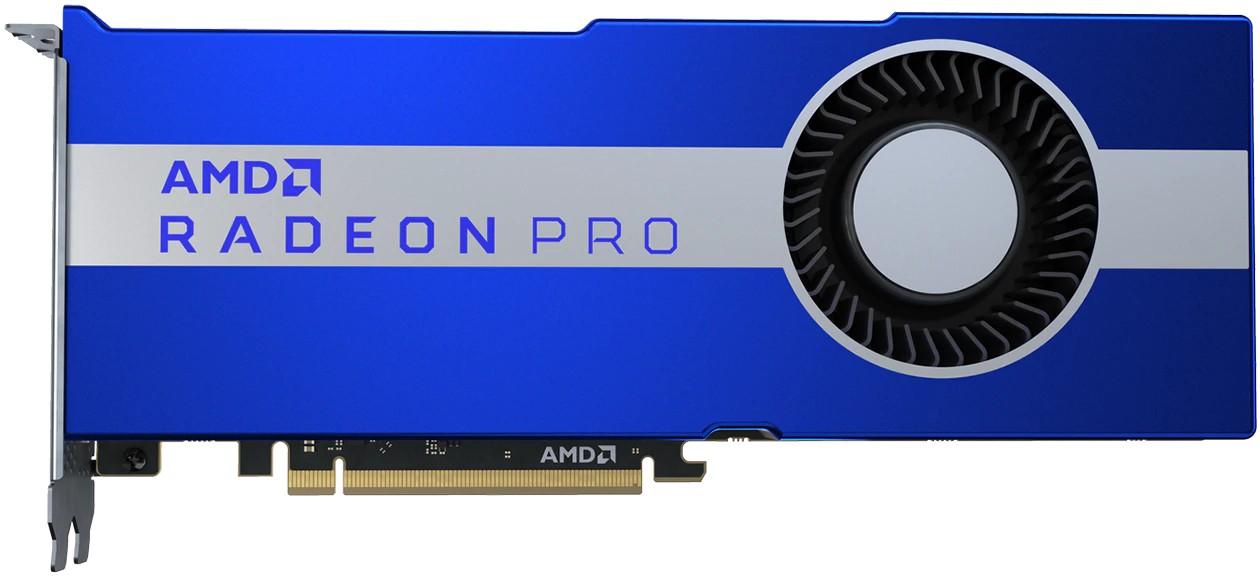 AMD Radeon Pro VII 16 GB Hoge bandbreedtegeheugen 2 (HBM2)