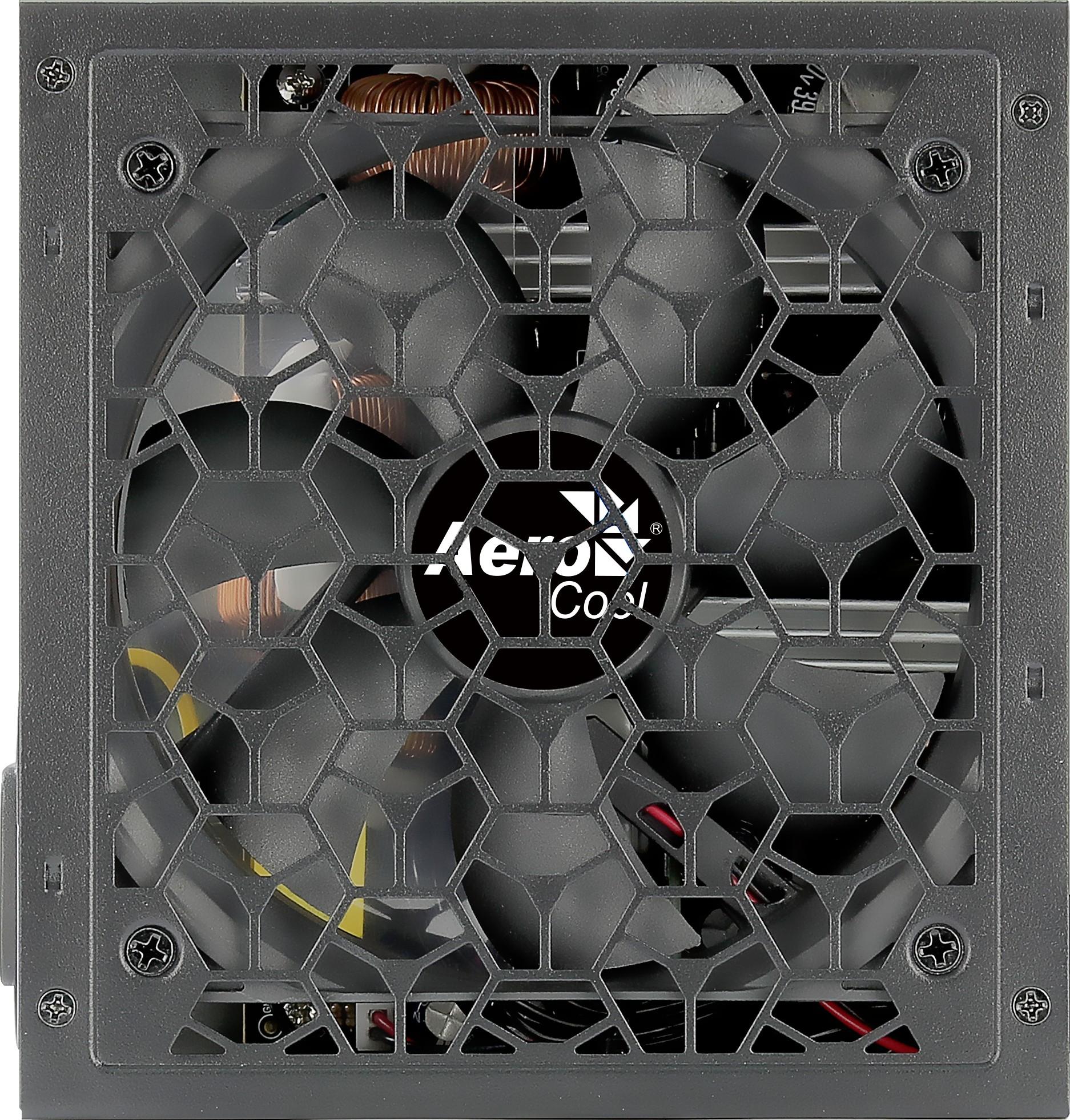 Aerocool Aero power supply unit 750 W Zwart