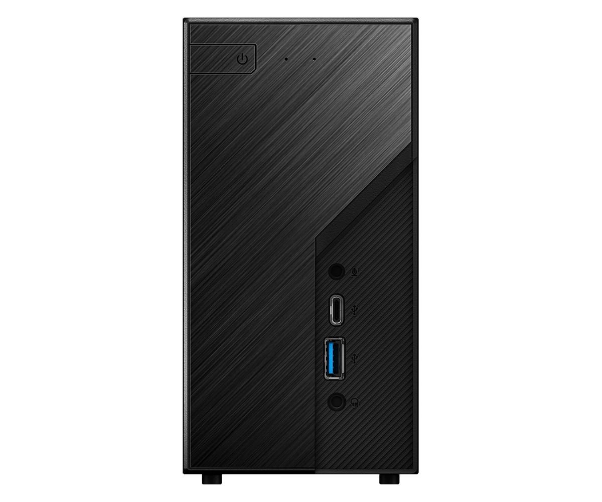 Asrock DeskMini X300 1,92L maat pc Zwart AMD X300 Socket AM4