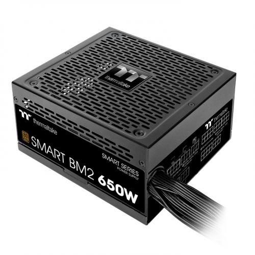 Thermaltake Smart BM2 power supply unit 650 W 20+4 pin ATX ATX Zwart