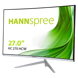 "Hannspree HC 270 HCW 68,6 cm (27"") 1920 x 1080 Pixels Full HD LED Zwart"