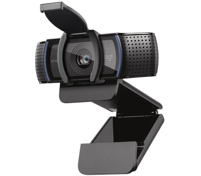 Logitech C920e HD 1080p webcam 1920 x 1080 Pixels USB 3.2 Gen 1 (3.1 Gen 1) Zwart