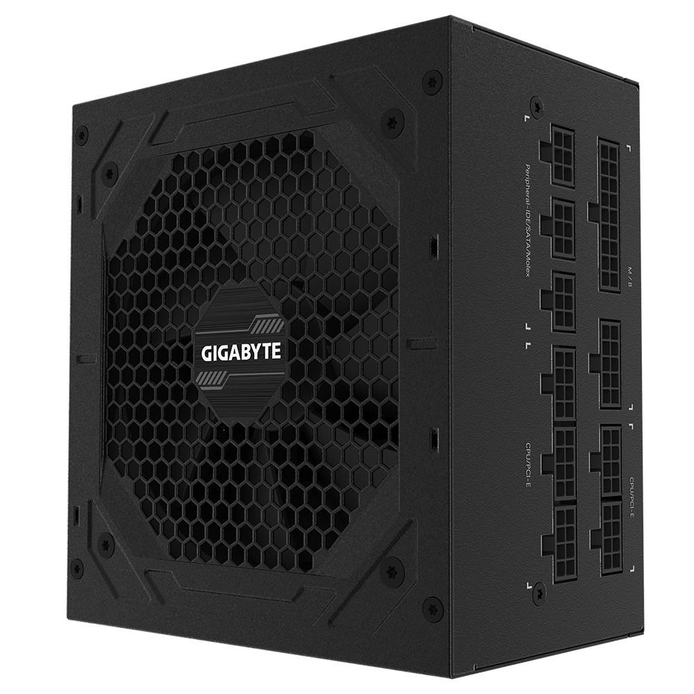 Gigabyte P1000GM power supply unit 1000 W 20+4 pin ATX Zwart